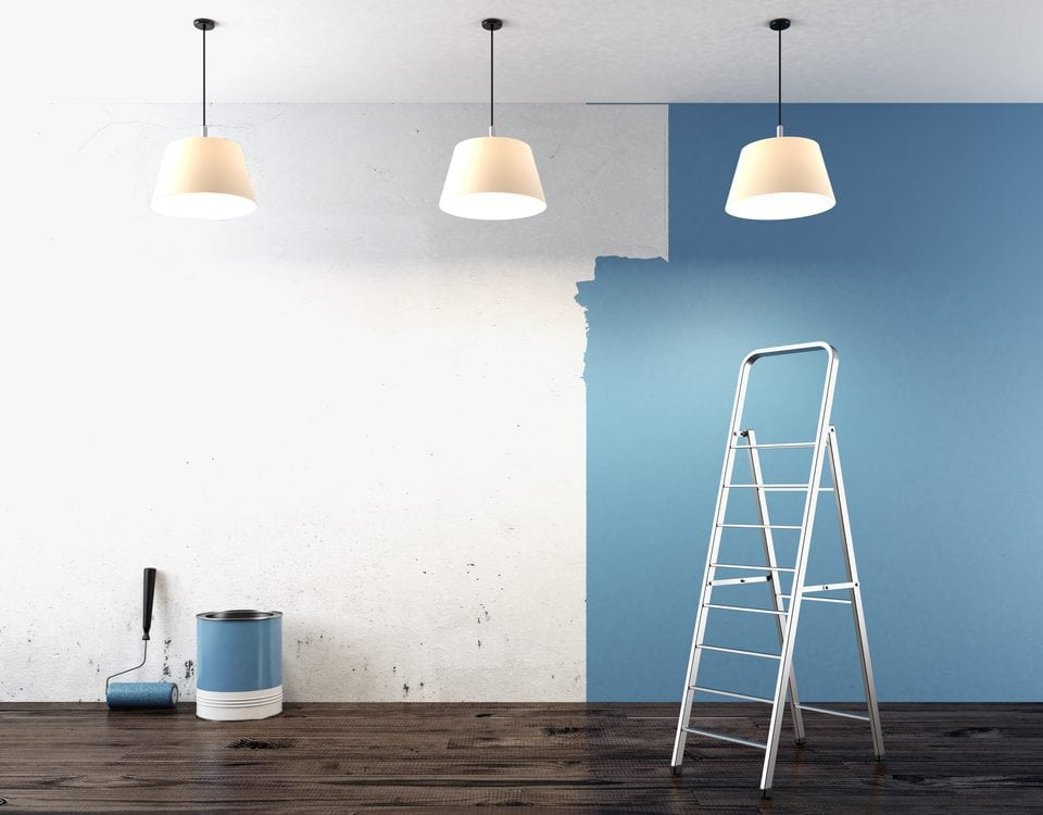Tips for Preparing Your Interior Walls For Painting