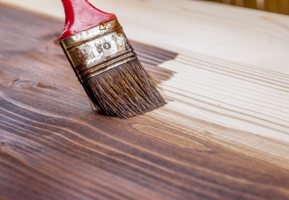 Does Staining Wood Protect It from Damage?