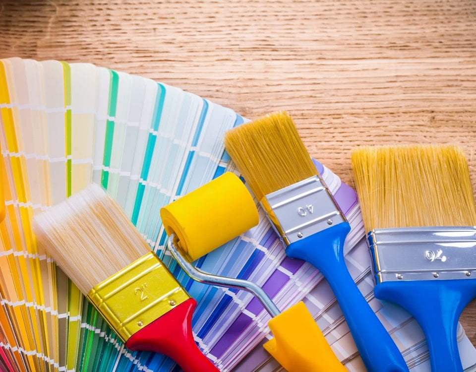 Best Painting Products That You Should Never Miss in a House Painting Project