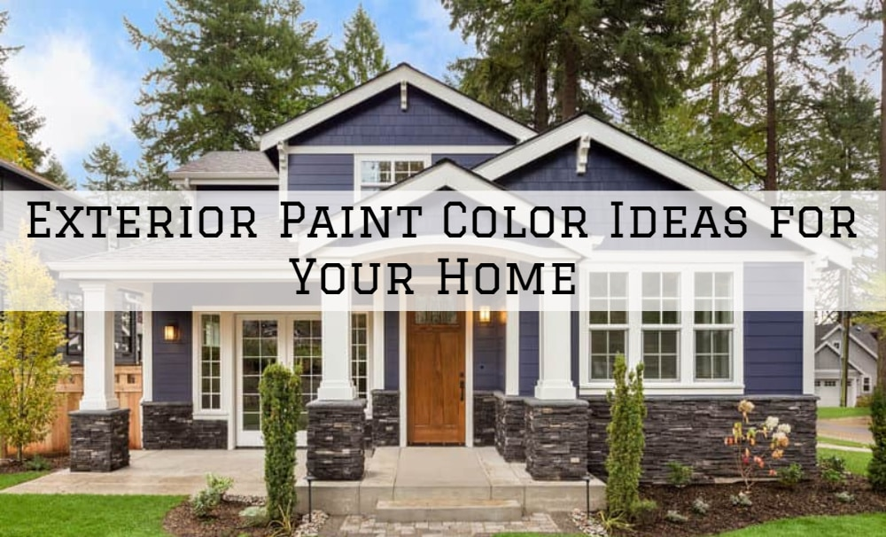 Exterior Paint Color Ideas For Your Home In Horsham Pa Aspen Painting Wallcovering