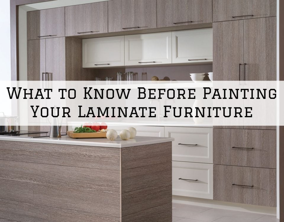 What to Know Before Painting Your Laminate Furniture in Blue Bell, PA