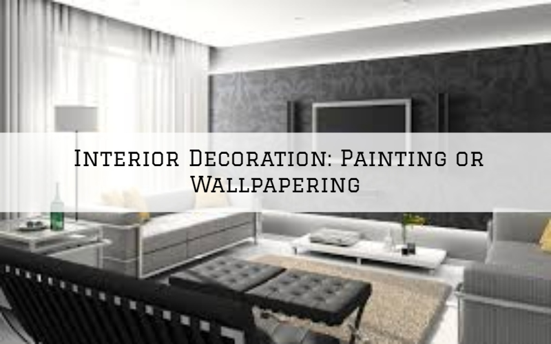 Interior Decoration in Ambler, PA_ Painting or Wallpapering