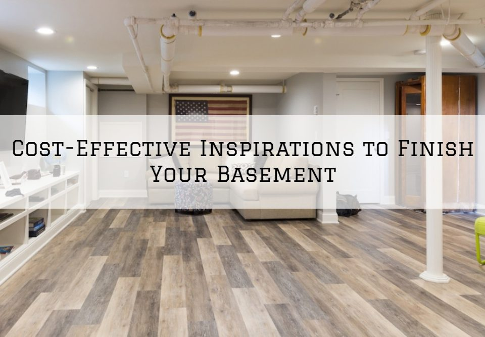 Cost-Effective Inspirations to Finish Your Basement in Blue Bell, PA